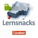 Lernsnacks - neue App von Cornelsen