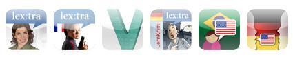Lextra Vokabeltrainer-Apps überarbeitet und zwei Wochen zum Sonderpreis