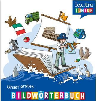 Bildwörterbuch-Apps Italienisch und Französisch für Grundschulkinder von Lextra
