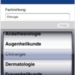 Krankenkasse IKK goes APP