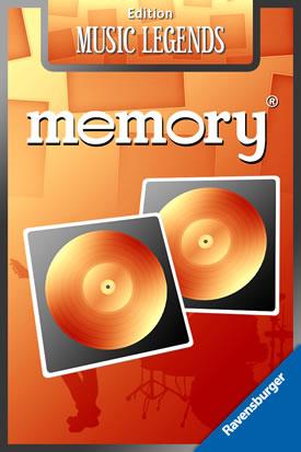 memory® Music Legends - nicht nur für Erwachsene