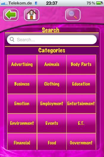 ...Begriffe suchen oder auch direkt in den einzelnen Kategorien stöbern...