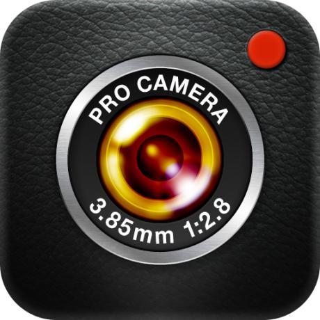 Nikolaus-Aktion Kamera-App ProCamera 3.3 heute nur 79 Cent anstatt 2,39 Euro