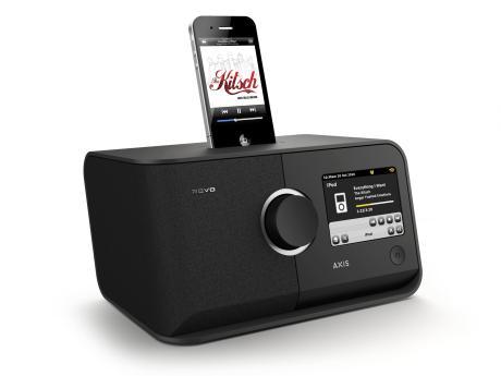 REVO AXIS - Docking Station für iPod und iPhone
