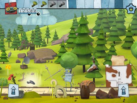 Ritter Rost - erfolgreiches PC-Spiel jetzt auf dem iPad