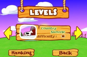Rocket Bird - verschiedene Levels wählbar