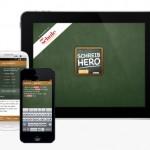 Rechtschreibtrainer SchreibHero jetzt auch für iPhone, iPod und iPad