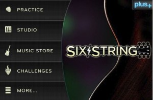 "Universal Music Group stellt iPhone-App ""Six String\"" vor"
