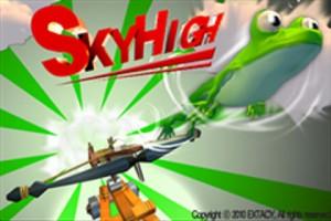 SkyHigh - Frosch-Spiel für iPhone, iPod und iPad