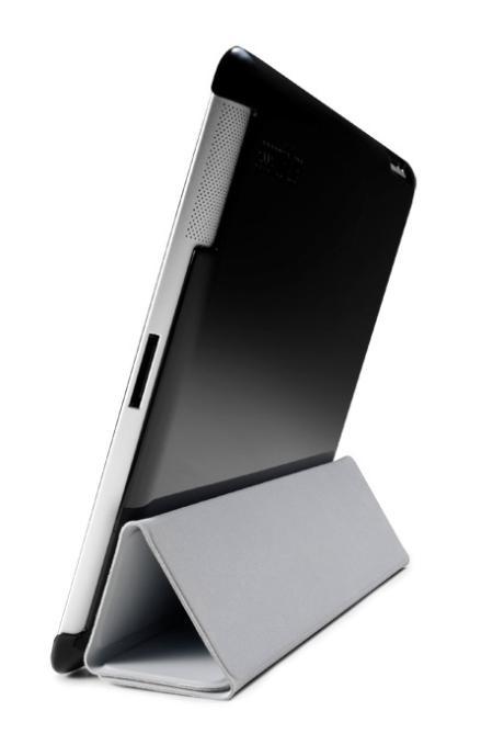 iPad-2-Schutzschale mit SmartCover-Magnethalterung