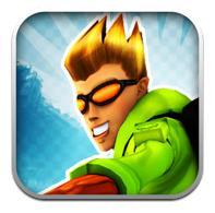 Snowboard Hero App von FISHLABS endlich im App Store