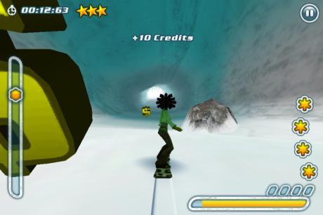 Umfangreiches Universal-Update für Snowboard Hero