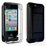 Solar Battery Pack für iPhone 4 - Sonnen-Akku