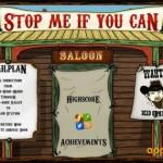 Western-Spiel Stop Me If You Can nur heute kostenlos
