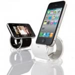 Edle Docking Station für iPhone und iPod touch