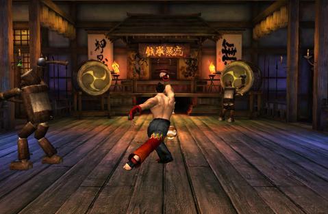 Jin, Xiaoyu oder Panda stehen dem Spieler samt eigenen Fähigkeiten zur Verfügung!