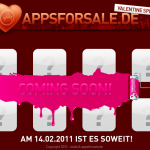 App-vieda-Valentinsaktion 2011: 102 deusche iPhone-Apps deutlich im Preis reduziert