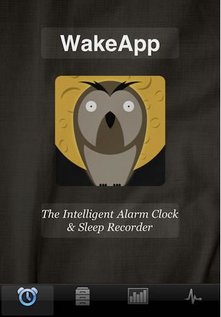 WakeApp Alarm Clock & Sleep Recorder - ein intelligenter Schlafphasenwecker