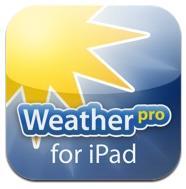 Wetter-App WeatherPro für iPad 2 erschienen