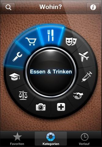 Wohin? (Where To?) App – neue Version 3.7 zeigt auch Öffnungszeiten