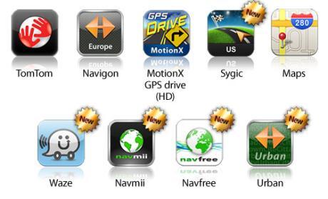 App Wohin? unterstützt fünf weitere Routenplaner