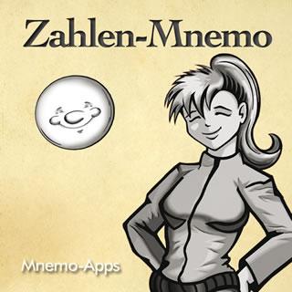 Mit der Zahlen-Mnemo - App ein Zahlen-Gedächtnis antrainieren