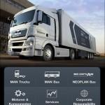 MAN Truck & Bus macht mobil mit einer eigenen App