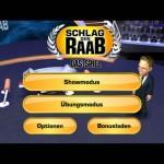 Schlag den Raab – Spiele-App für iPad, iPhone und iPod touch