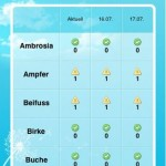 Allergiehelfer – Die App jetzt auch für Android