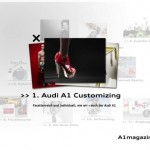 Audi A1 Magazin jetzt auch auf dem iPad