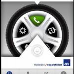 AXA App für Autofahrer mit Update