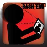 Bash'em iPad 2 Spiel wird nur durch Kopfbewegungen gesteuert