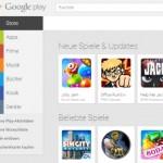 Google Play Store wird immer größer