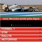 Motorsport-Total - die Hochgeschwindigkeits-App