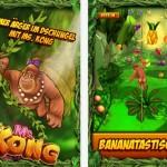 Endlos-Runner Ms. Kong ab heute im Dschungel