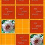 Personalisiertes Paarsuche-Kartenspiel - my Photo Mem