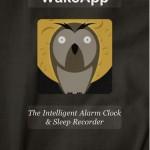 WakeApp Alarm Clock & Sleep Recorder - ein intelligenter Schlafphasenwecker