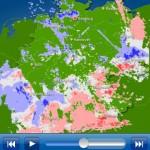 WeatherPro zum halben Preis für iOS, Android usw.